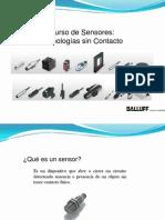 Capacitación Sensores