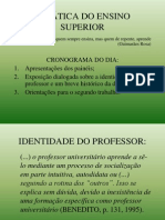 Silides Didatica Do Ensino Superior
