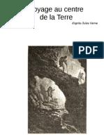 Texte Condense Voyage Au Centre de La Terre