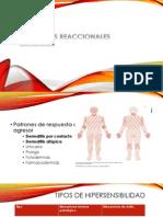 Dermatosis Por Contacto