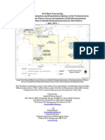 Paul Robinson Groundwater Contamination TAG and TA V