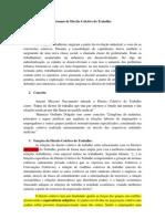 Resumo de Direito Coletivo Do Trabalho (2)
