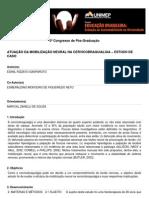 Atuação da mobilização neura na cevicobraquialgia - Estudo de caso.