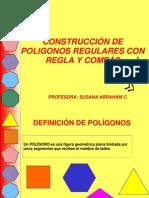 Construcción de poligonos regulares 7° 2012