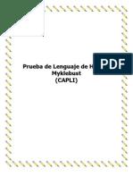 Manual Capli