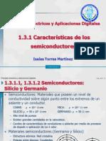 SCD1018 - 1.3 Dispositivos Activos - Semiconductores, Diodos, Transistores, Tiristores
