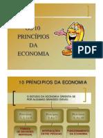 Dez Principios Basicos Da Economia Slide