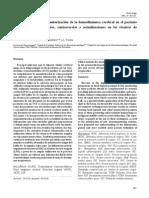 Metodos globales de neuromonitoreo SjO2