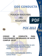 2.- Codigo de Conducta