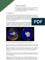Apunte y Guia Componentes Fisicos de La Tierra