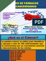 Fármacos anticancerígenos