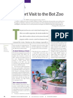 A Short Visit to the Bot Zoo
