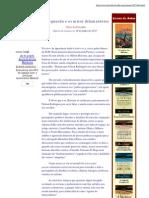 Olavo de carvalho - A esquerda e os mitos difamatórios