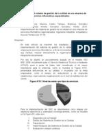 RESUMEN Implementación del sistema de gestión de la calidad en una empresa de servicios informáticos especializados.doc