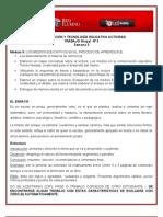 colaborativo semana 3-COMUNICACIÓN Y TECNOLOGÍA EDUCATIVA ACTIVIDAD