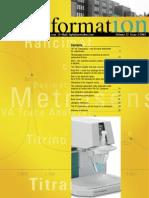 Metrohm Info 2003-2