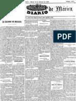 La Patria de México - 28 de febrero de 1903