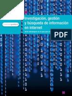 Investigación, Gestión y Búsqueda de Información en Internet - Carla Maglione y Nicolás Varlotta