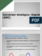 Conversor Analógico -Digital