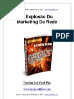 Explosão do Marketing de Rede