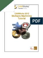 Camworks Tutorial Multiax