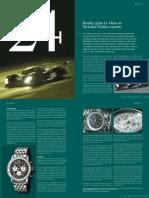 24-Hr at Le Mans (Breitling) [Qpmagazine Issue 03]