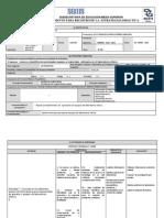 Secuencia Submodulo Operacion de Equipo-2012
