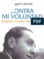 contra mi voluntad (BIografía Julio Barrenechea)