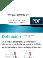 Torsion Testicular, Expo