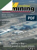 International Mining Feb 06 - Vbnc Article