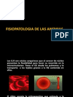 9 Fisiopatologia de Las Anemias