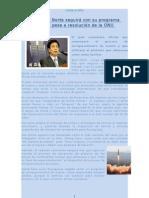corea del Norte seguirá con su programa nuclear pese a resolución de la ONU