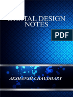 Digital Design Notes