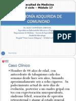 neumonia Dr. Alex castañeda