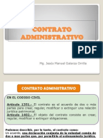 23. Contrato Administrativo