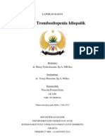 Laporan Kasus Trombositopenia Without Lampiran