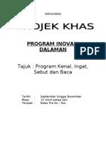 Cth Program Peningkatan Akademik Pra