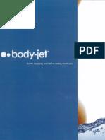 Body-jet Brochure ENG