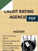 Credit Rating Agencies Rogh