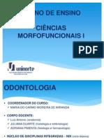 Plano de Ensino - Odontologia