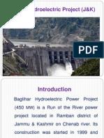 Baghliar Dam