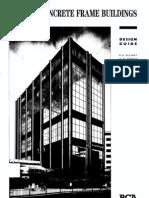 BCA Precast Concrete Frame Buildings Design Guide