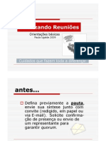 Otimizando_reunioes Paula Ugalde 2009
