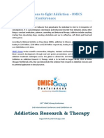 Addiction Research & Theraphy
