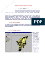 South Indian Population Information System
