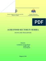 Agrifood Sector in Serbia 2013 End CIP