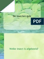 De Insecten Quiz