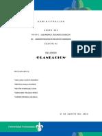 Resumen de Planeacion Rh