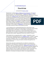 Enactivism.doc