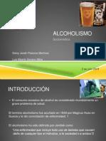 Alcoholism o Socio Medic A